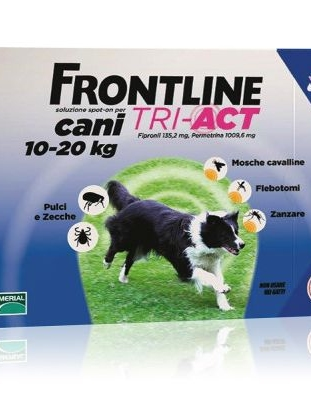 FRONTLINE TRI ACT 10 - 20 KG
